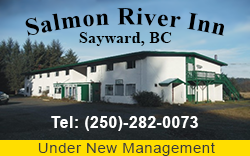 Simon River Inn, Sayward